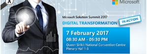 Microsoft Summit 2017
